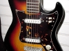 60's-70's Teisco Rythmcraft Jaguar Electric Guitar Made in Japan