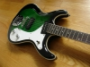 NEW Sidejack Baritone DLX in Greenburst